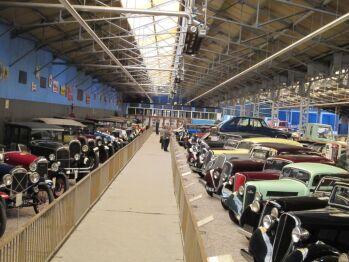 Les Collinades - Musée Automobile de Reims
