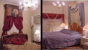 Cobb Lane BB -- COUNTRY FRENCH SUITE -- Quad, Queen, Full bed, Ensuite bathtub/shower