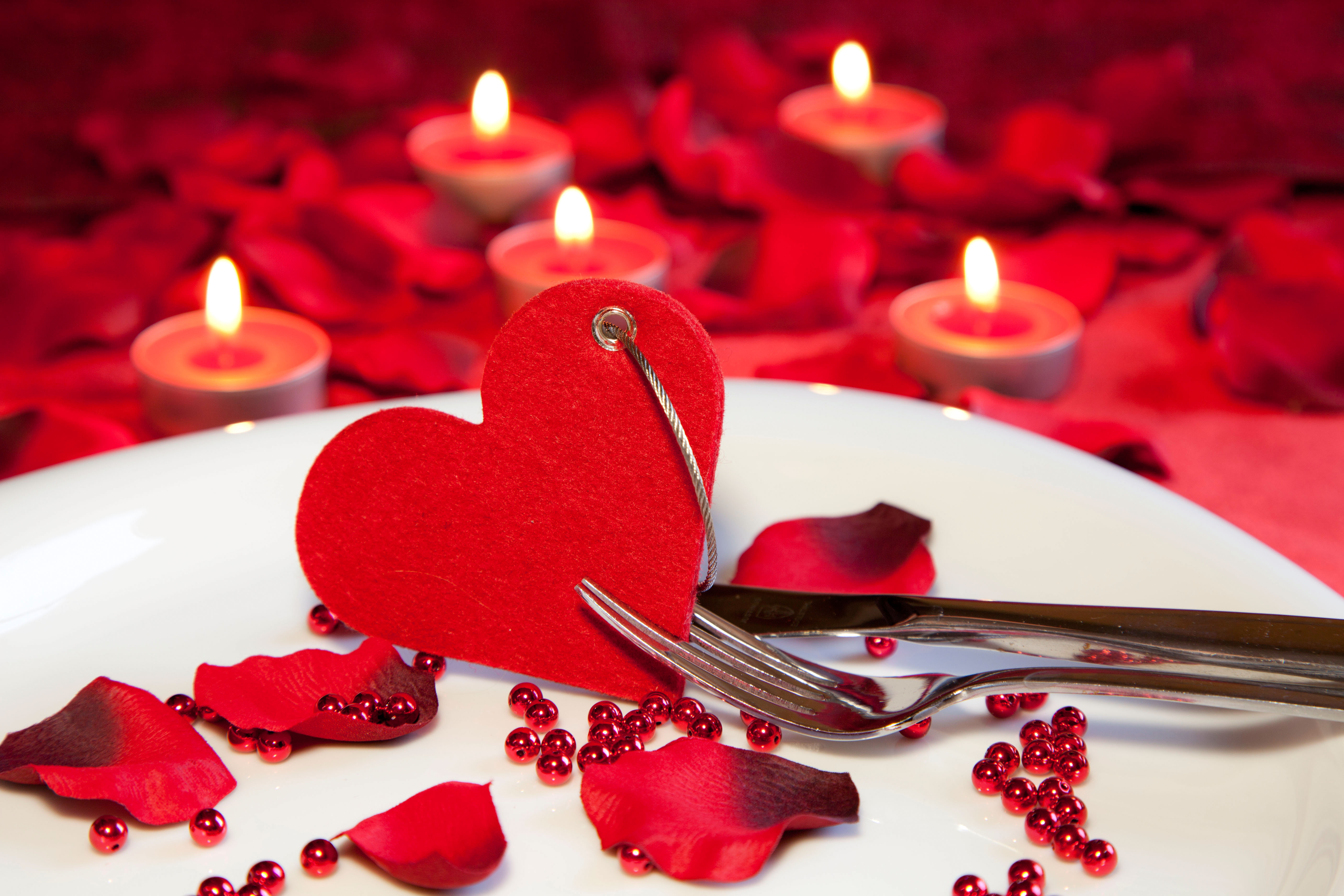 Valentine's Meal 14th and 15th Feb