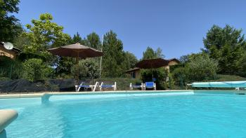 Gîte-Villa-Salle de bain-Vue sur la campagne-Saphir - Tarif de base