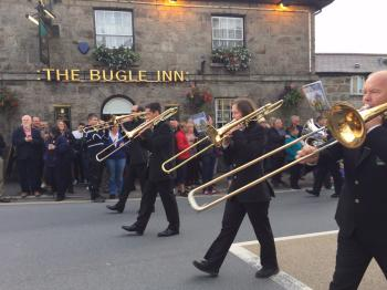 The Bugle Inn - Bugle Band Contest