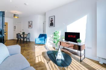 Hilltop Serviced Apartments - Ancoats -