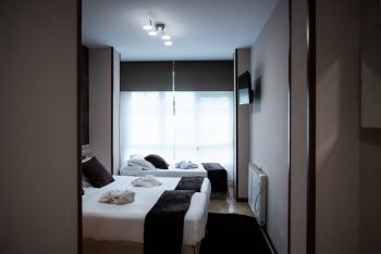 Habitacion Triple Baño compartido