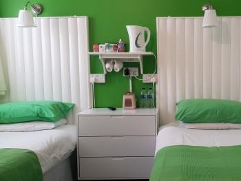 Room 10 - Twin Room