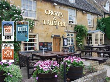 Crown and Trumpet Inn - Crown and Trumpet Inn Broadway WR12 7AE