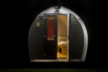 Eco-Pod Exterior