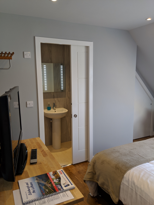 Double Ensuite with Shower - Room only
