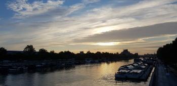 Bord de Seine Paris