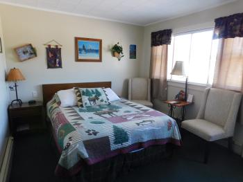 #19 Mooseland Motel Room-Double room-Private Bathroom-Standard