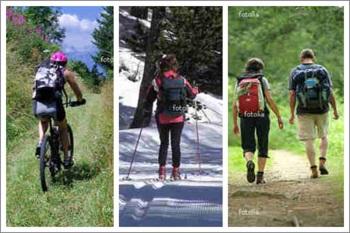 randonnées , vtt,  ski de fond vosges