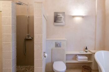 The Bastide Second Bathroom