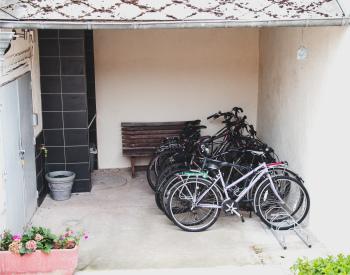 Espace cyclotouristes