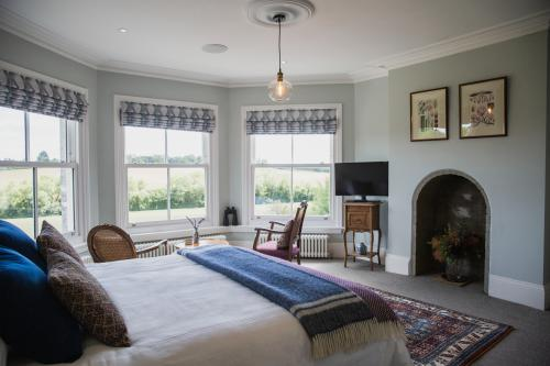 Double room-Superior-Ensuite-Garden View-English Room