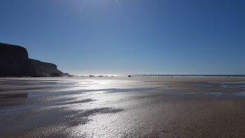 Mawgan Porth Beach - 15 Mins Drive