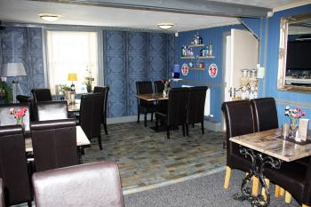 Our newly redecorated Dining Room