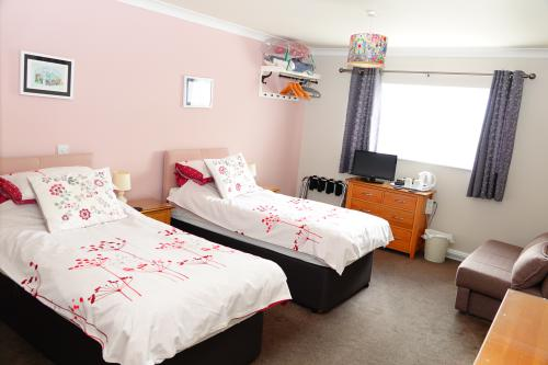 Twin room-Ensuite-Double Room 6