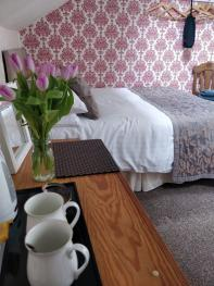 Double room-Classic-Ensuite with Shower - Double room-Standard-Ensuite with Shower