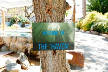 "Welcome to ""The Haven"""