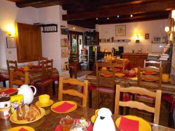 la salle des petits déjeuners 2
