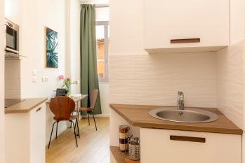 Appartement Tropiques cuisine