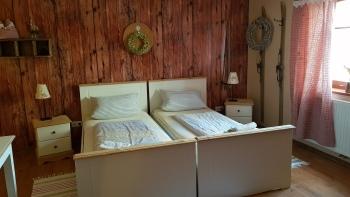 Doppelzimmer-Einfach-Eigenes Badezimmer-Gartenblick-Zimmer Nr. 4&6 - Basistarif