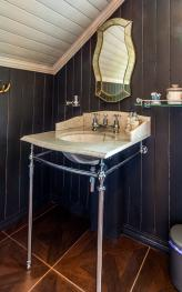 Loft & Attic marble hand basin unit