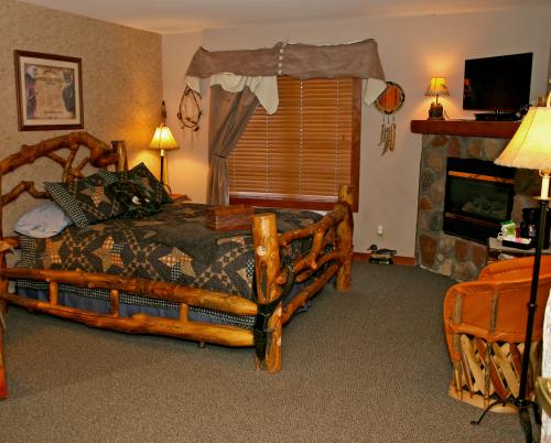 Double room-Ensuite-Standard-Frontier