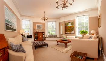 The Summer House - guest drawing room