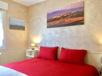 Double bedroom, bed 180x 200cm