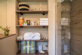 Chambre LC 2 - Salle de douche à l'italienne