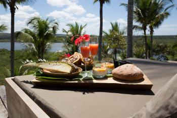 KA BRU River Rental Villa - Food