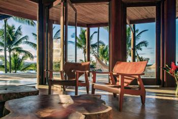 KA BRU River Rental Villa - Lounge