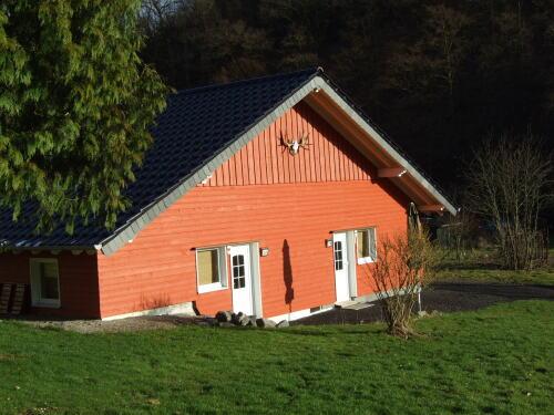 Cottage-Eigenes Badezimmer-Blick auf die Landschaft
