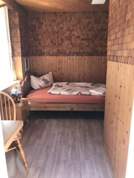 Einzelzimmer mit Balkon/Du/TV