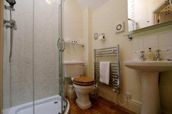 Standard Double Ensuite Shower Room in Farmhouse