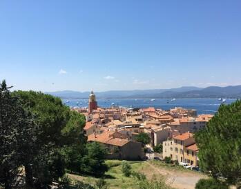 St Tropez n'est pas loin