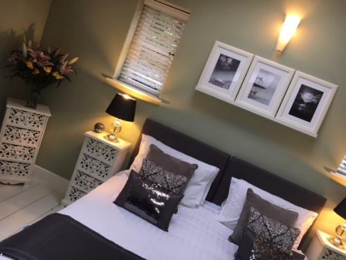Clock Cottage Bedroom