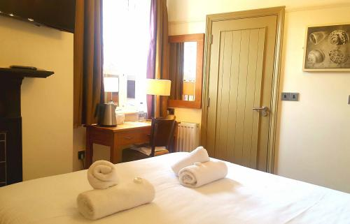Double room-Standard-Ensuite with Shower-Street View-Room 5