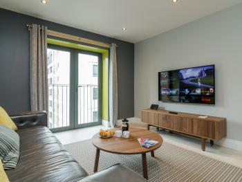 Central Belfast Apartments: Citygate - Superior 2 Bedroom Apartment