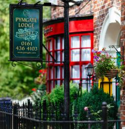 Pymgate Lodge Hotel -