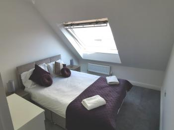 Leazes Suite - Bedroom 1 - Double Bed