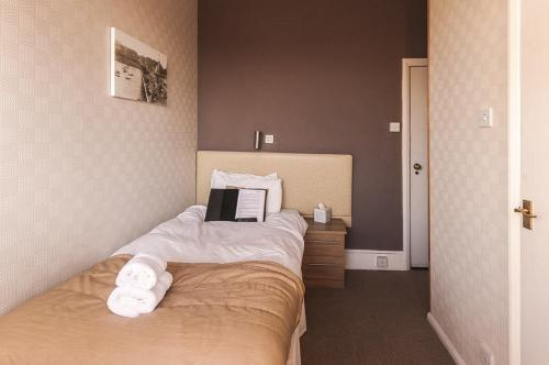 Single room-Ensuite - Base Rate - Room Only