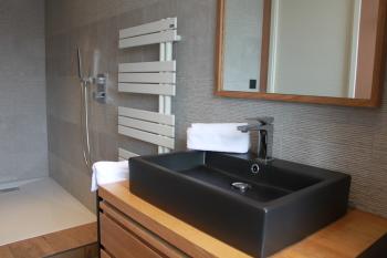 Salle de bain privative chambre 4 - 1er étage