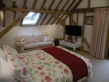 Double room-Luxury-Ensuite-Park View - Base Rate