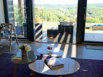 Villa lascaux - Salon d'hôtes