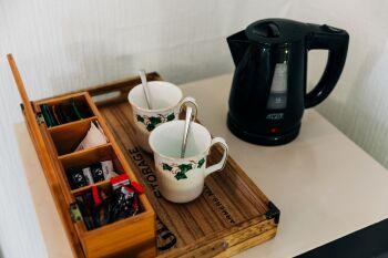 Bedroom 2 tea making facilities