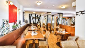 Café und Frühstücksraum