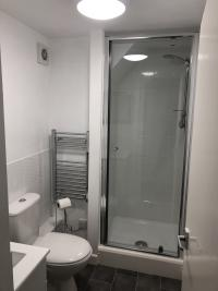 Classic Double with View of the Cliff Railway & partial sea view - ensuite shower