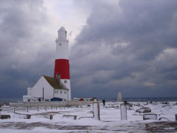 Winters day at the Lighthouse
