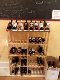 Onsite Wine Bar/Retail Shop